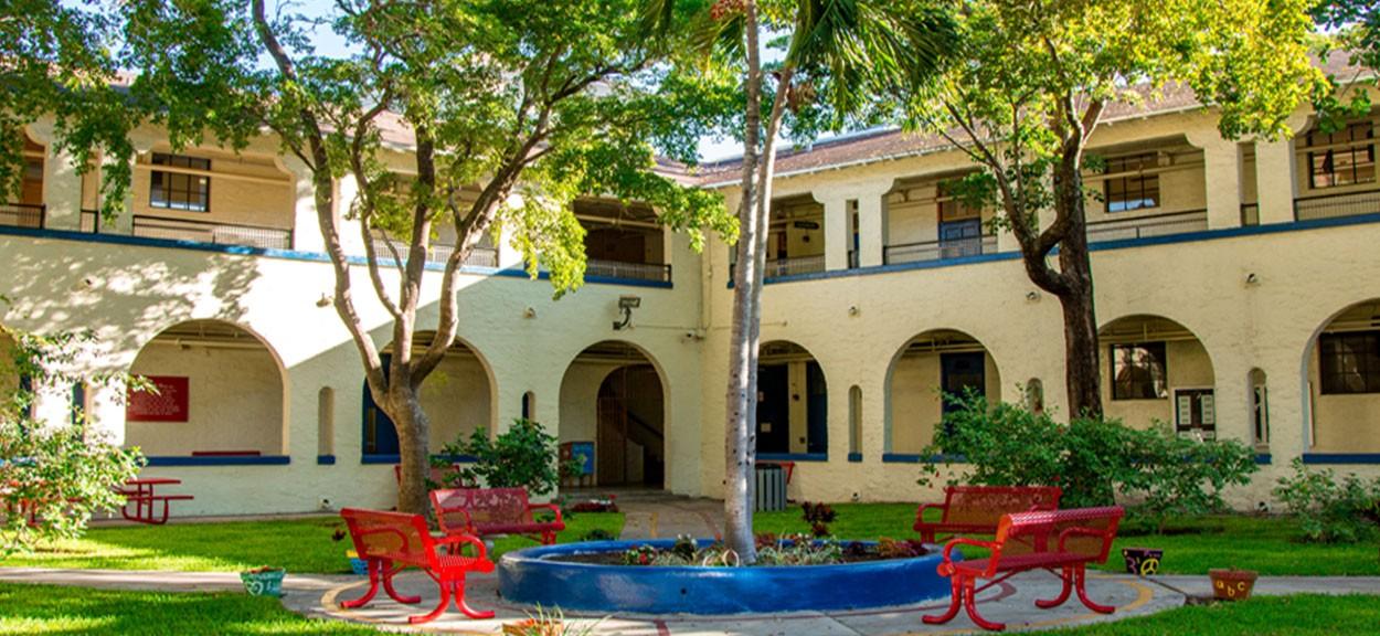 Northside Elementary, Fort Lauderdale, Florida