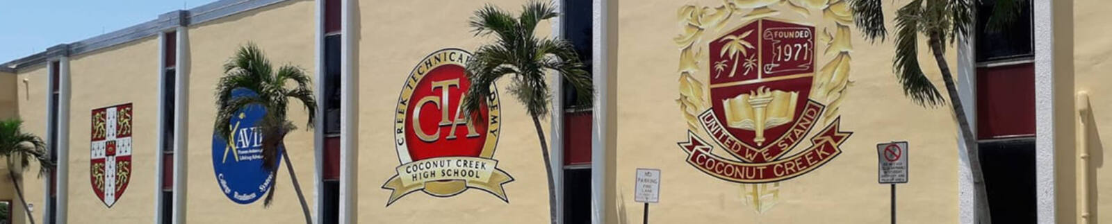 Coconut Creek High School, Coconut Creek, Florida