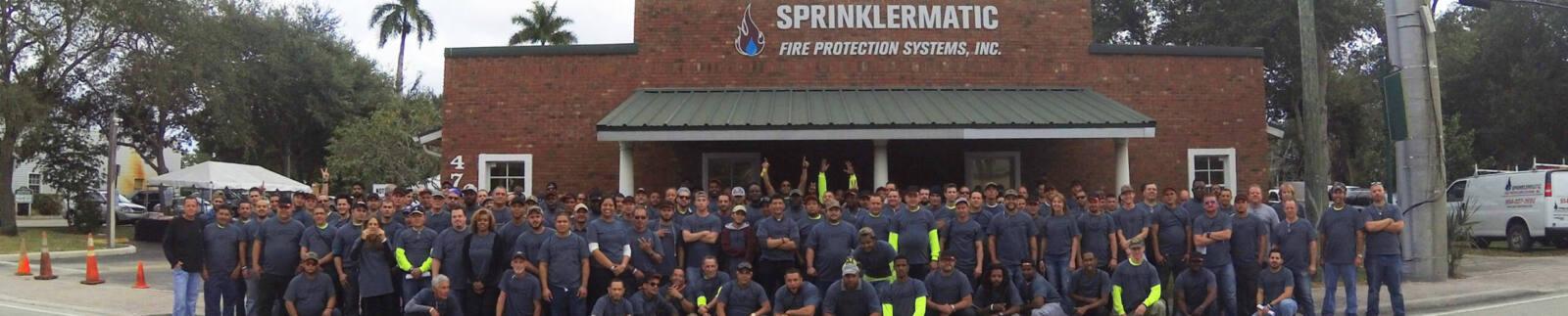 Sprinklermatic Best Practices Day 2016