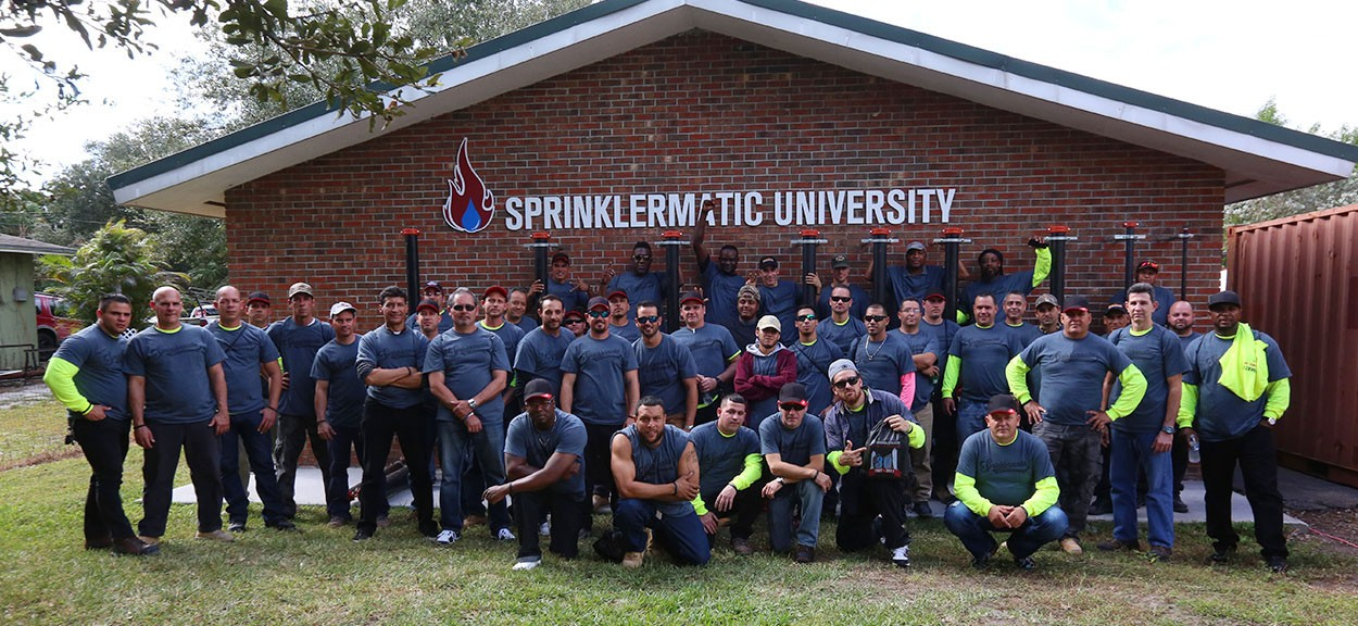 Sprinklermatic Best Practices Day 2016