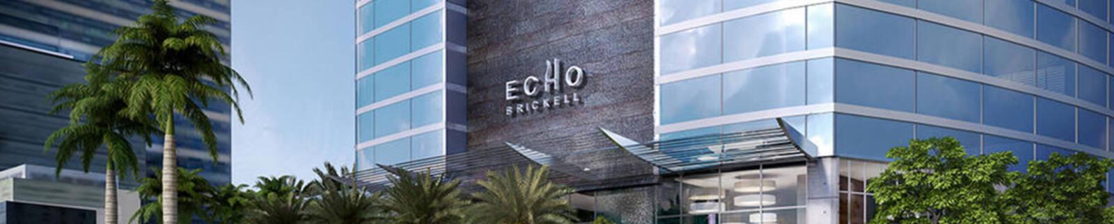 Echo Brickell Fire Sprinkler System Design