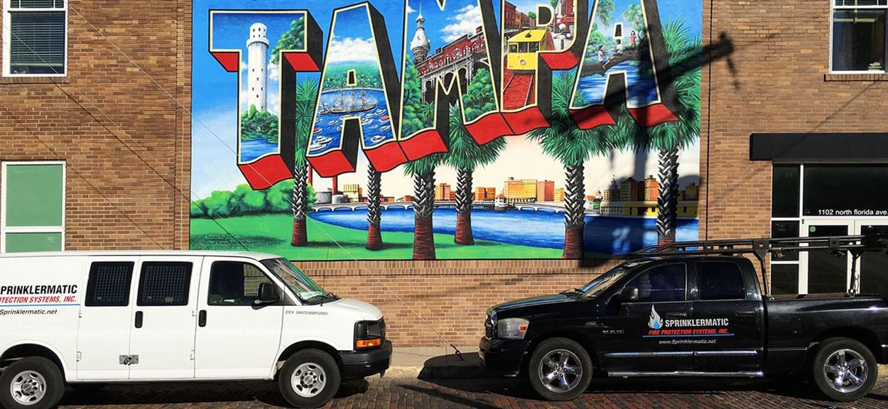 Sprinkermatic Tampa, Florida
