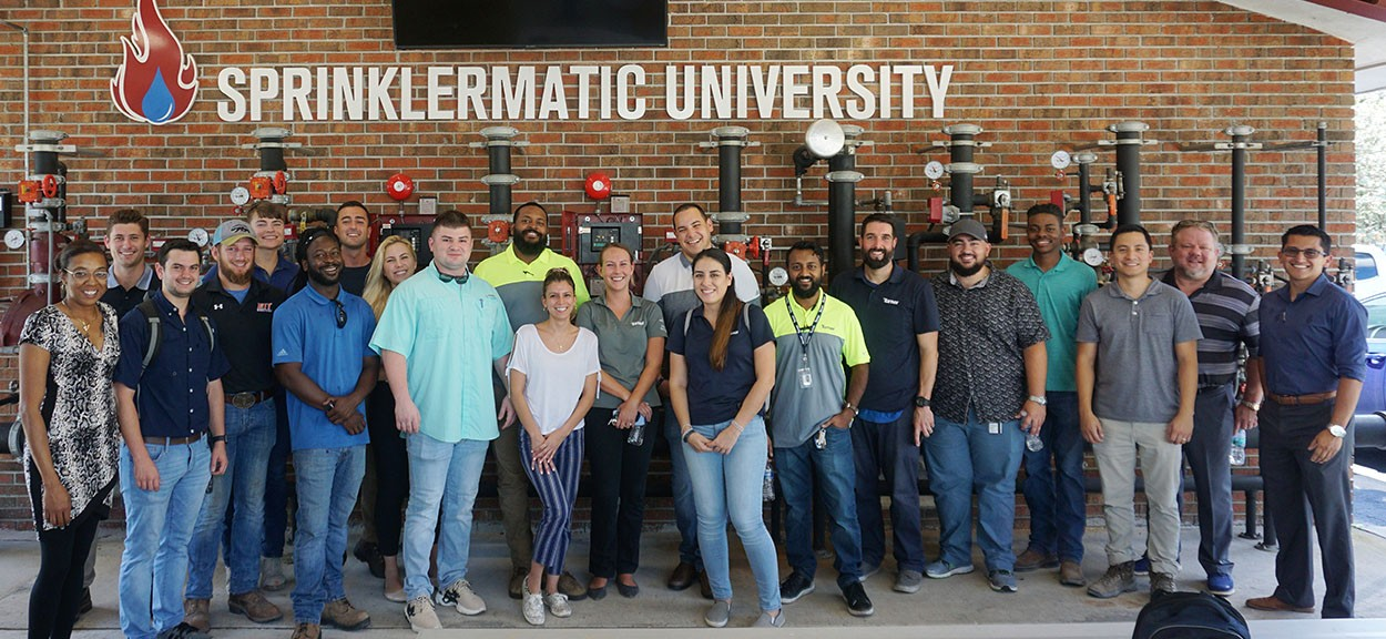 Sprinklermatic University