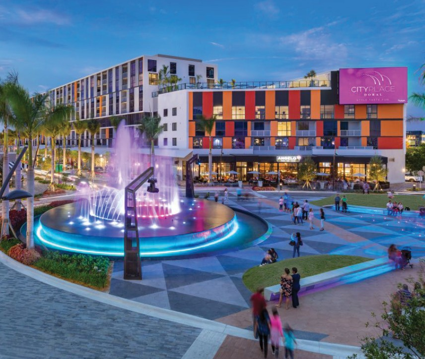 City Place Doral