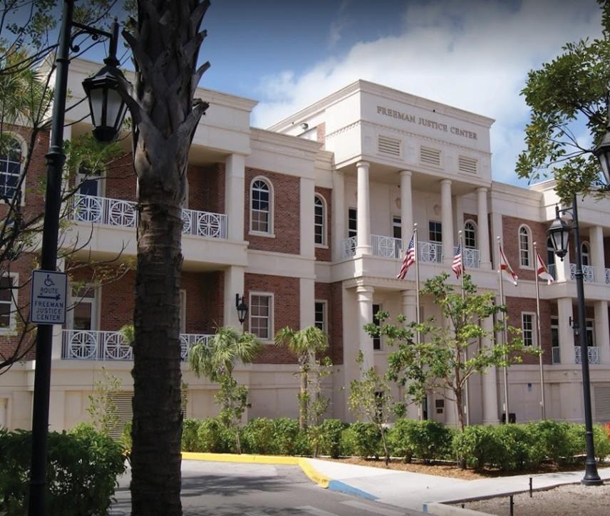 Freeman Justice Center