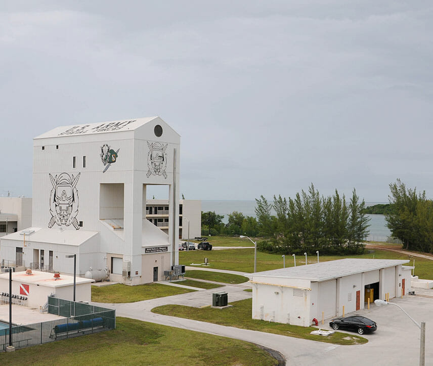 Special Forces Training Facility