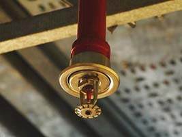 How Do Fire Sprinklers Work