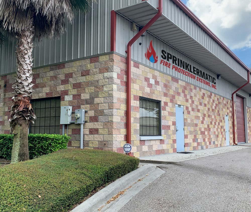 Sprinklermatic Orlando, Florida
