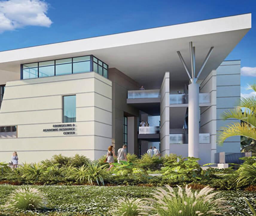 UM Student Services Building