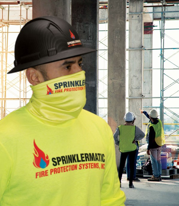 Sprinklermatic Embracing Change